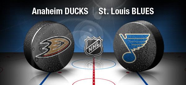 Anaheim Ducks vs. St. Louis Blues Game Pick & Prediction 1/13/20