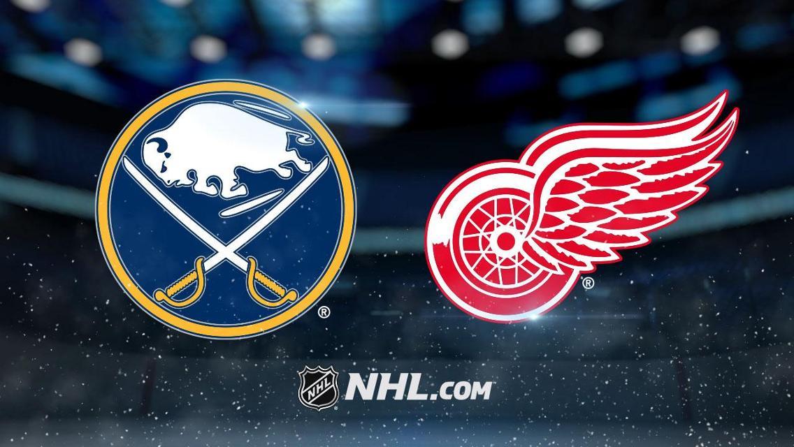 Buffalo Sabres vs. Detroit Red Wings Free Pick & Prediction 1/12/20