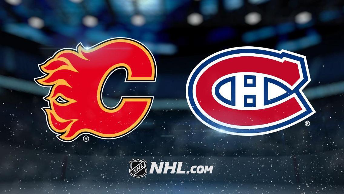Calgary Flames vs. Montreal Canadiens Pick & Prediction 1/13/20