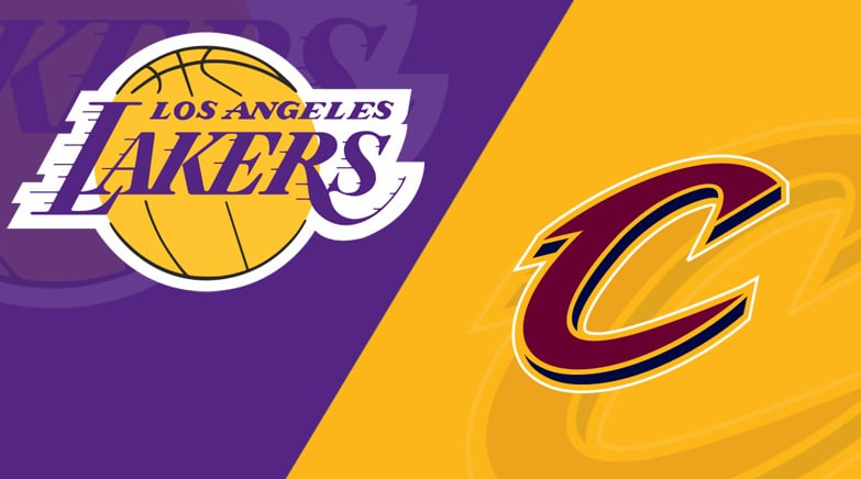 Cleveland Cavaliers vs. Los Angeles Lakers Betting Pick & Prediction 01/13/20