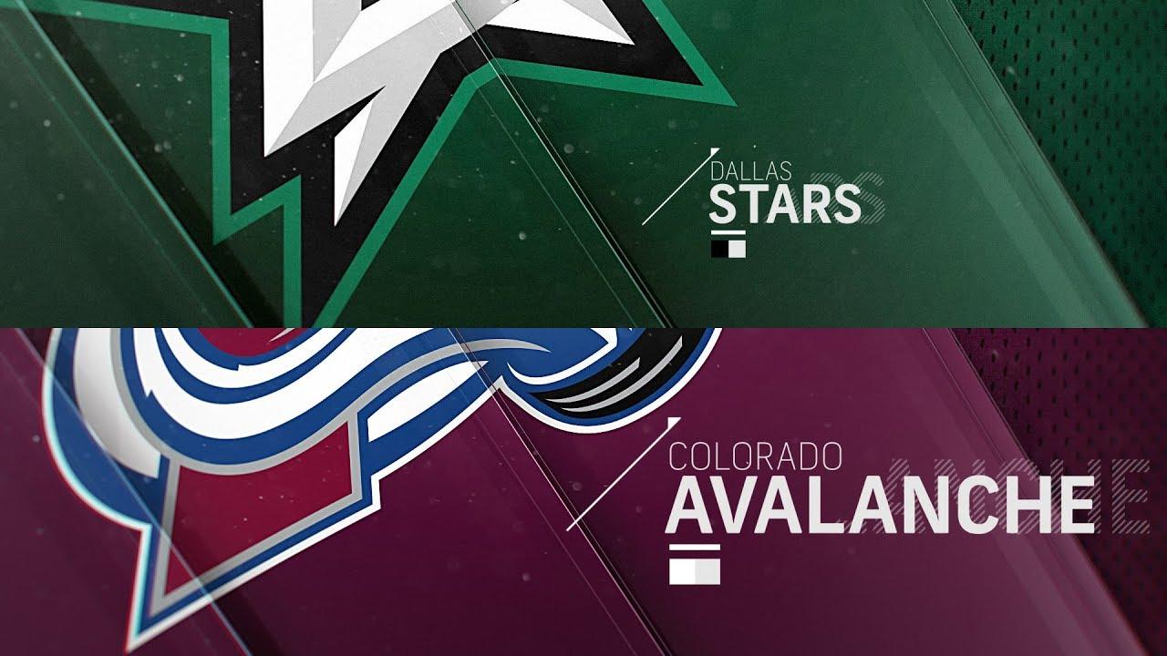 Dallas Stars at Colorado Avalanche Pick & Prediction 1/14/20