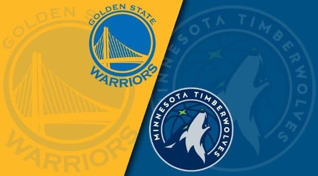 Golden State Warriors vs. Minnesota Timberwolves Pick & Prediction 01/02/20