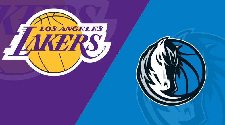 Los Angeles Lakers at Dallas Mavericks ATS Pick & Prediction 01/10/20