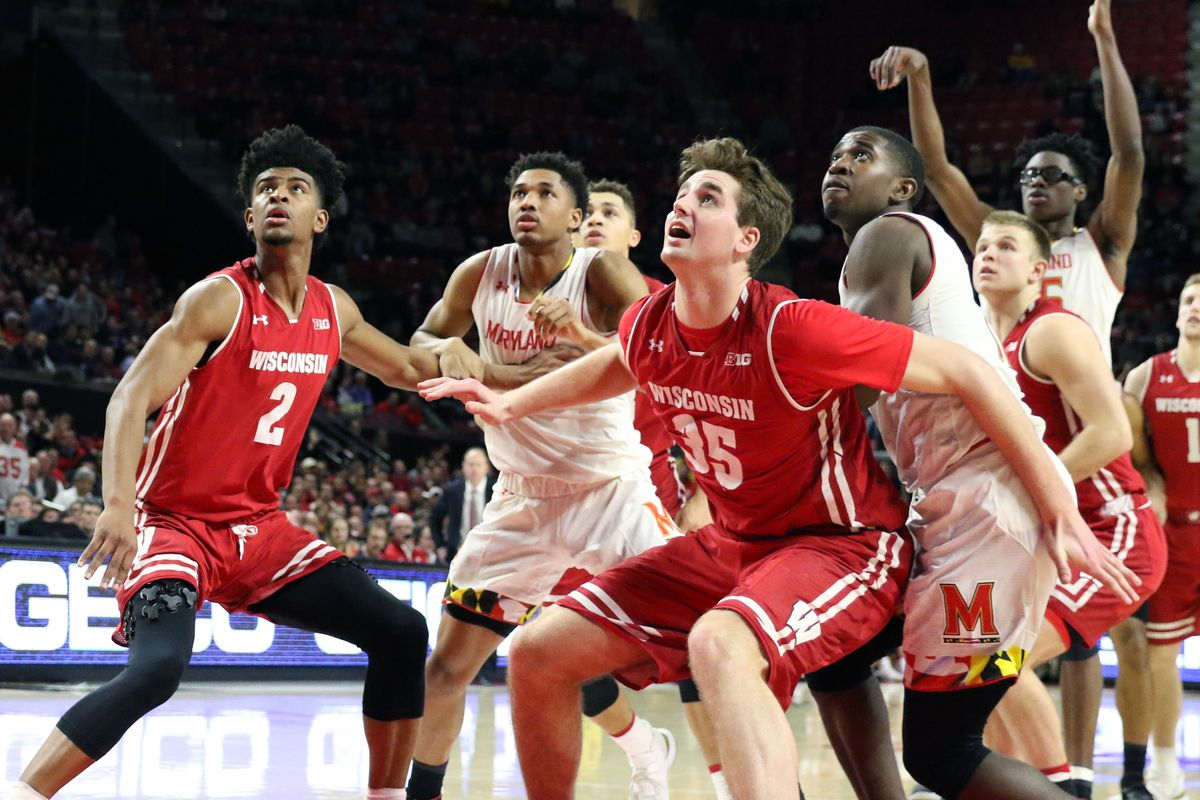 Maryland Terrapins at Wisconsin Badgers Odds Pick & Prediction 01/14/20