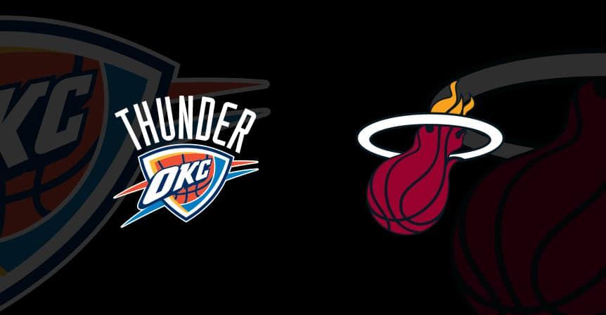 Miami Heat at Oklahoma City Thunder Free Pick & Prediction 01/17/20