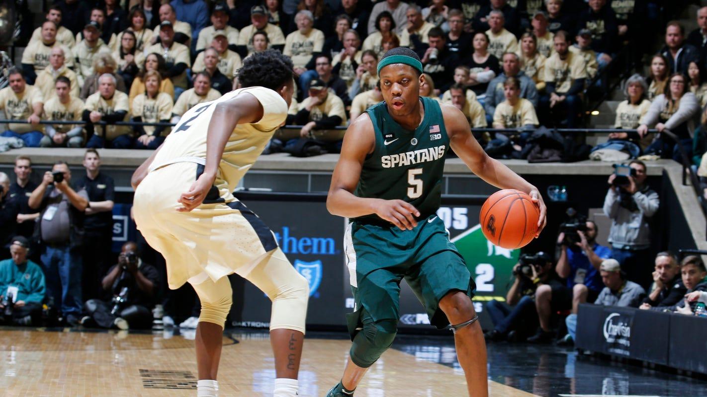 Michigan State Spartans vs. Purdue Boilermakers Free Pick & Prediction 01/12/20