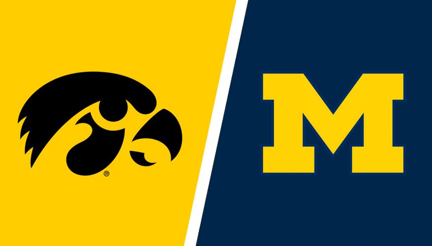 Michigan Wolverines at Iowa Hawkeyes Free Pick & Prediction 01/17/20