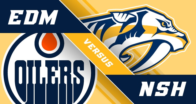 Nashville Predators vs. Edmonton Oilers Free Pick & Prediction 1/14/20