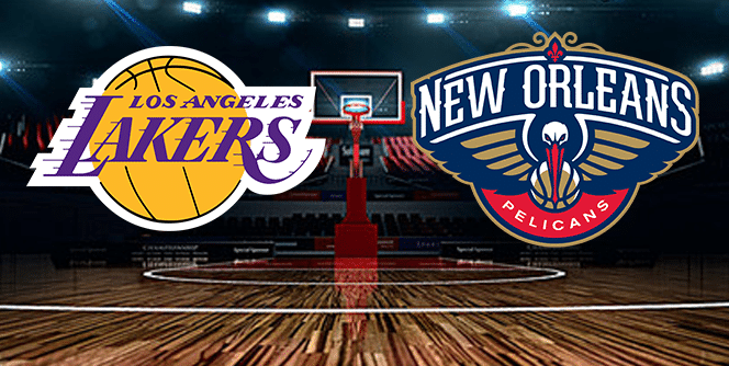 New Orleans Pelicans vs. Los Angeles Lakers 02/25/20 Odds Pick & Prediction
