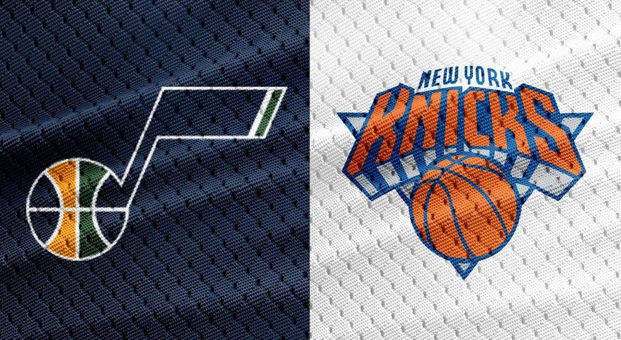 New York Knicks vs. Utah Jazz ATS Pick & Prediction 01/08/20