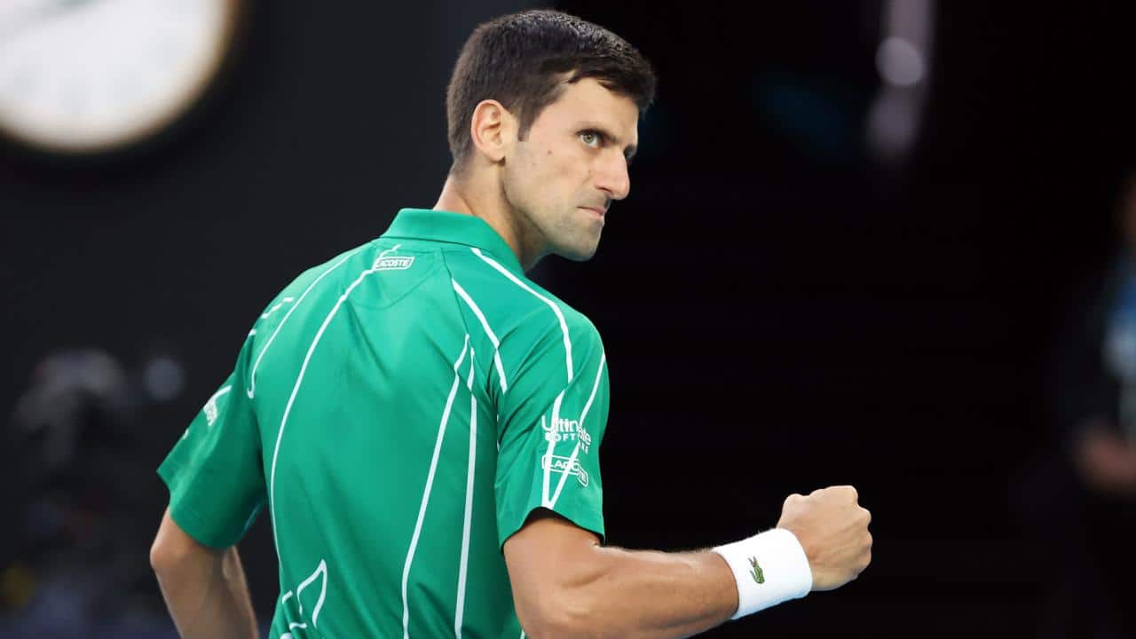 Novak Djokovic Overwhelming Favorite To Lift Australian Open Trophy Betting Odds