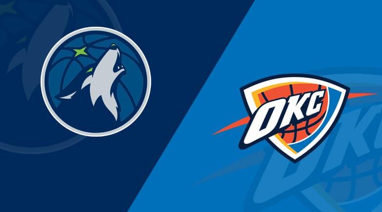 Oklahoma City Thunder vs. Minnesota Timberwolves Free Pick & Prediction 01/13/20