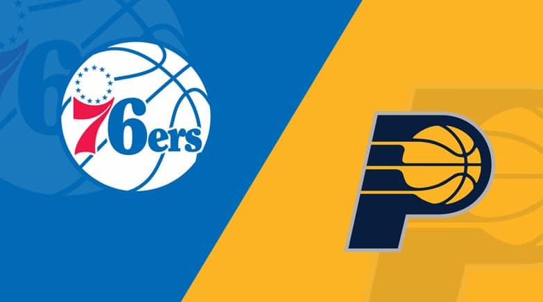 Philadelphia 76ers vs. Indiana Pacers