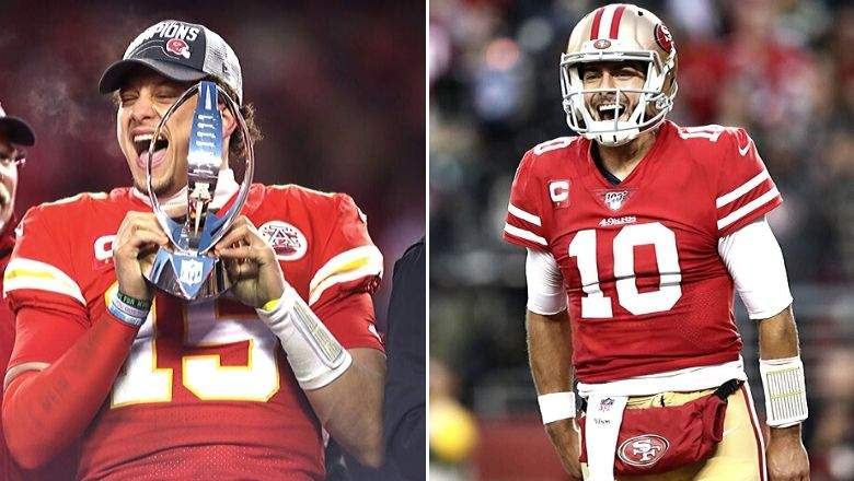Super Bowl 54 Quarterback Props & Odds: Who Will Pass For More Yards & More..