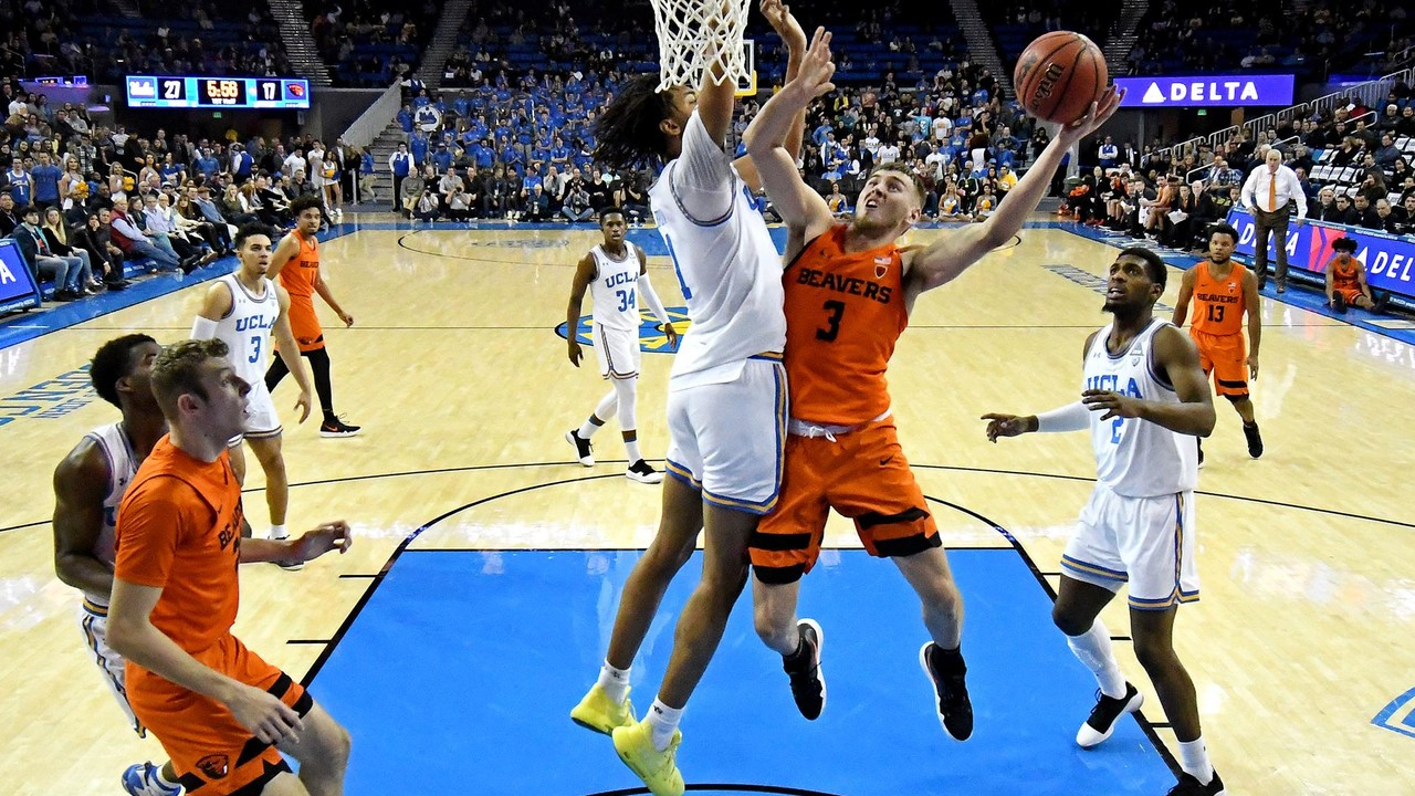 UCLA Bruins at Oregon State Beavers 01/23/20 Odds Pick & Prediction
