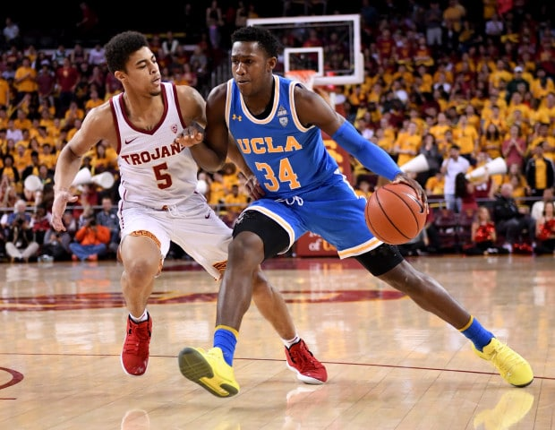 USC Trojans at UCLA Bruins Odds Pick & Prediction 01/11/20
