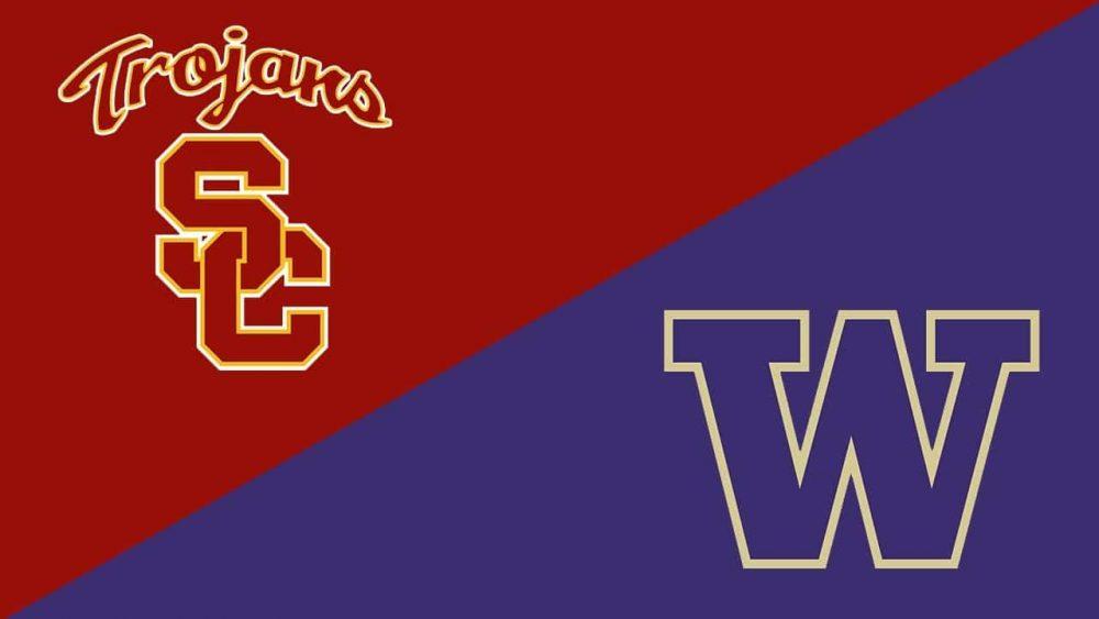 USC Trojans vs. Washington Huskies