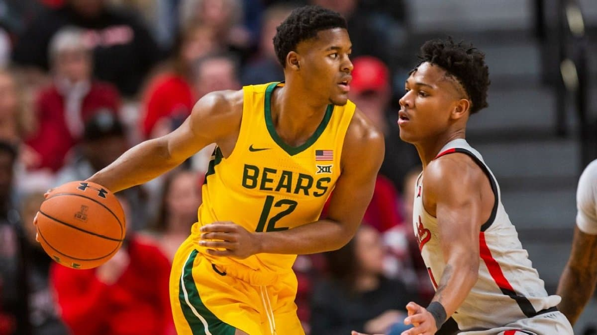 #14 West Virginia Mountaineers at #1 Baylor Bears