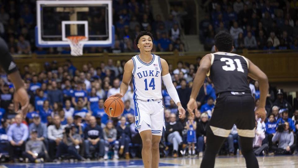 #7 Duke Blue Devils at North Carolina Tar Heels – ACC Basketball Odds, Preview & Pick