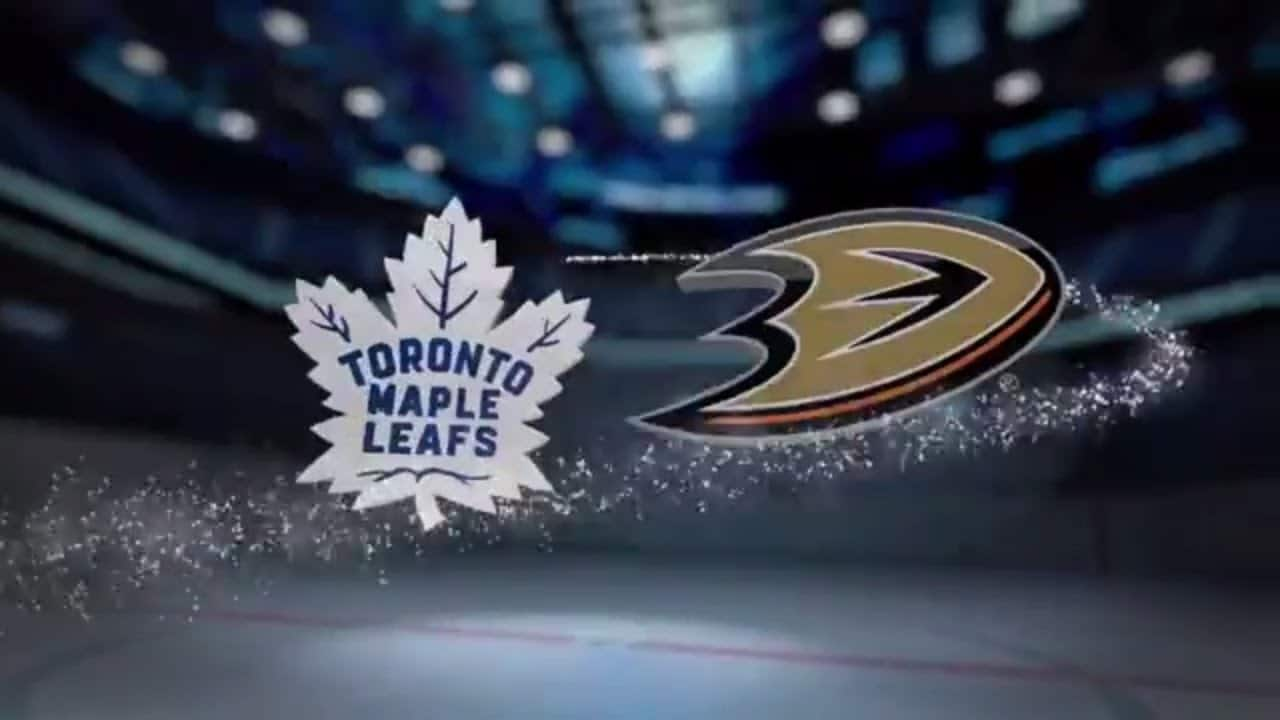 Anaheim Ducks at Toronto Maple Leafs 2/7/20 Free Pick & Prediction