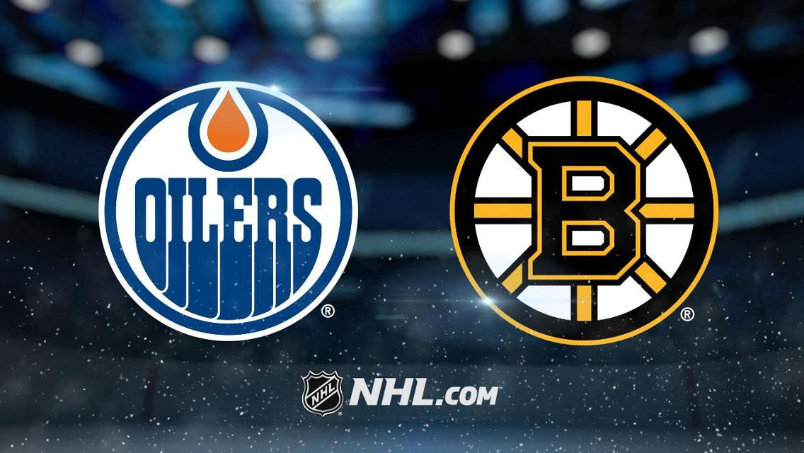 Boston Bruins vs. Edmonton Oilers 2/19/20 Free Pick & Prediction