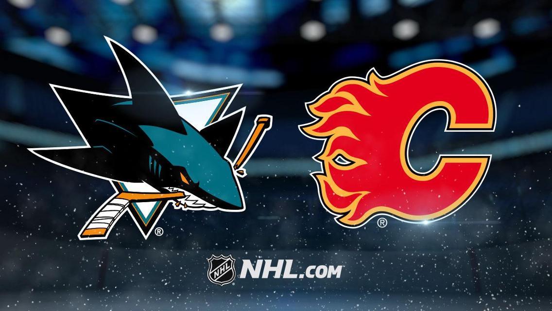 Calgary Flames vs. San Jose Sharks 2/10/20 Game Pick & Prediction