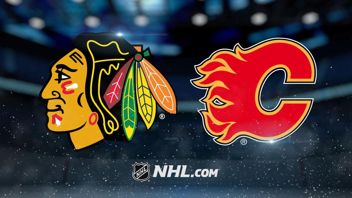 Chicago Blackhawks at Calgary Flames 2/15/20 Pick & Prediction