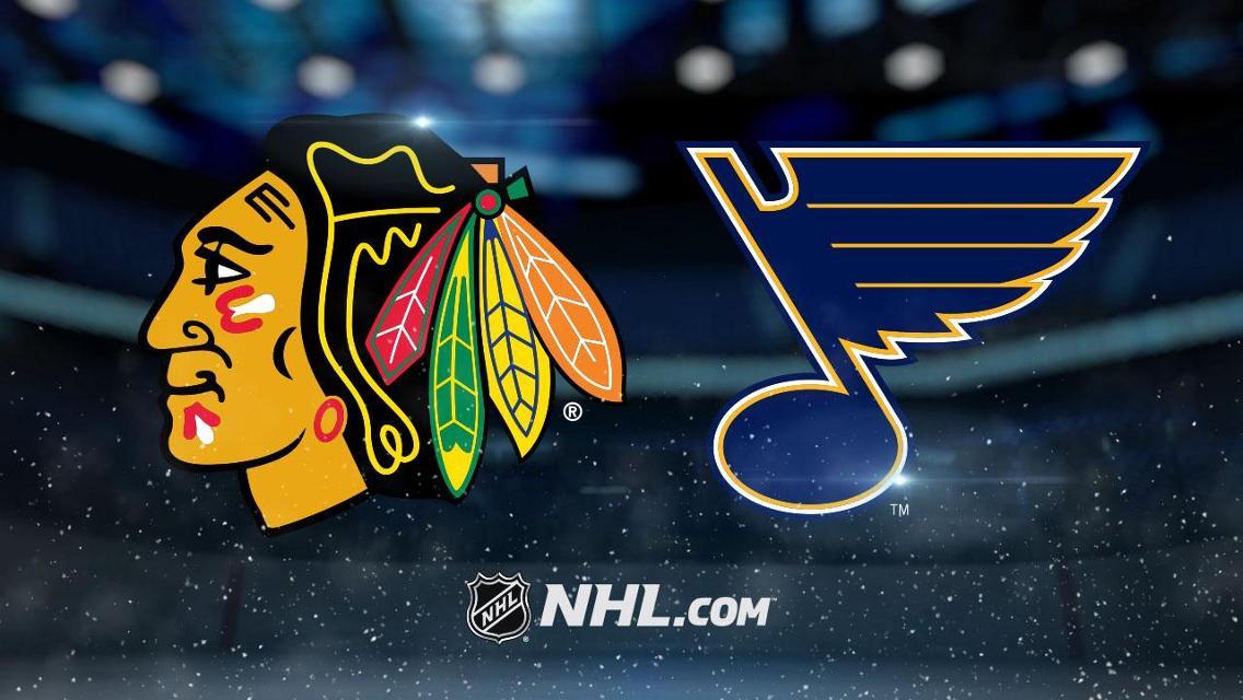 Chicago Blackhawks vs. St. Louis Blues 2/25/20 Pick & Prediction