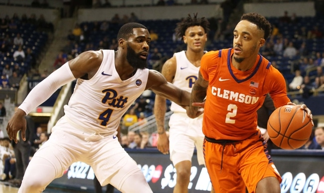 Clemson Tigers at Pittsburgh Panthers 02/12/20 Odds Pick & Prediction