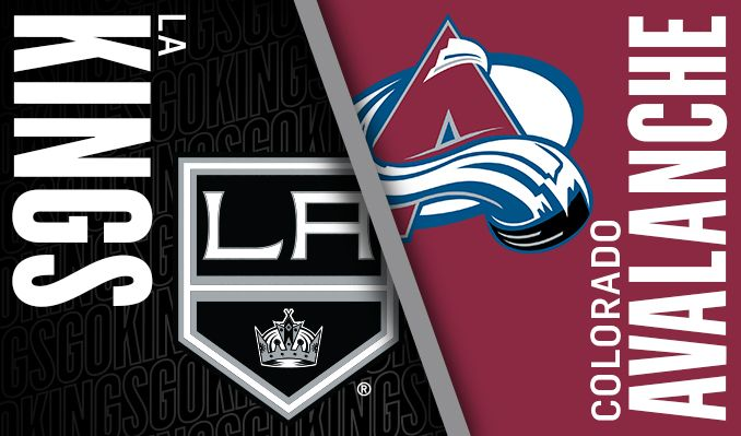 Colorado Avalanche vs. Los Angeles Kings 2/22/20 Free Pick & Prediction