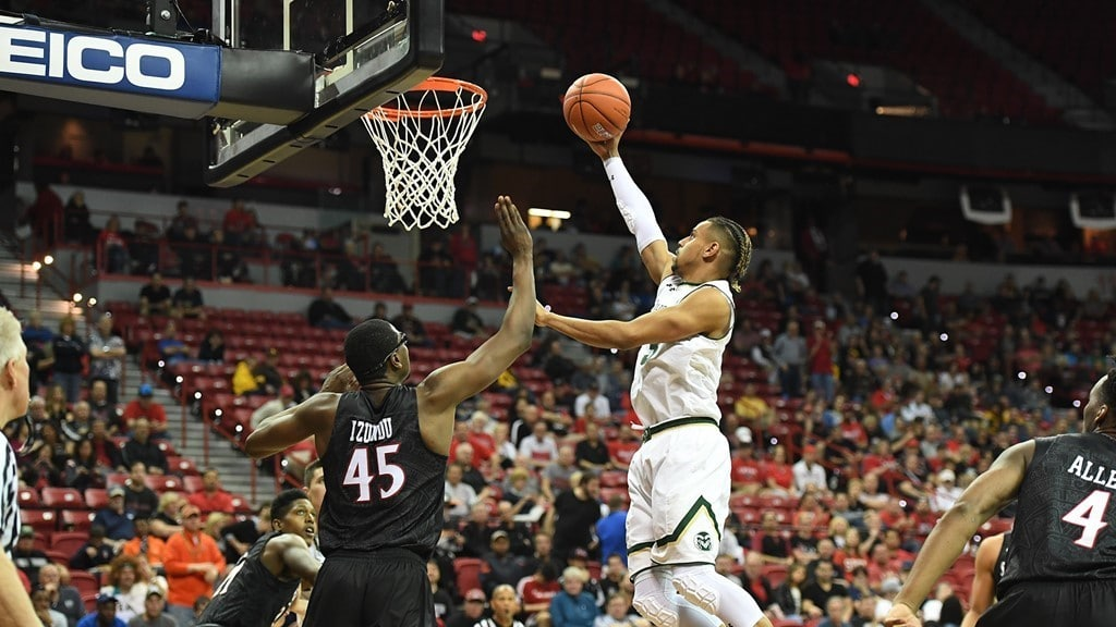 Colorado State Rams at San Diego State Aztecs 02/25/20 Odds Pick & Prediction