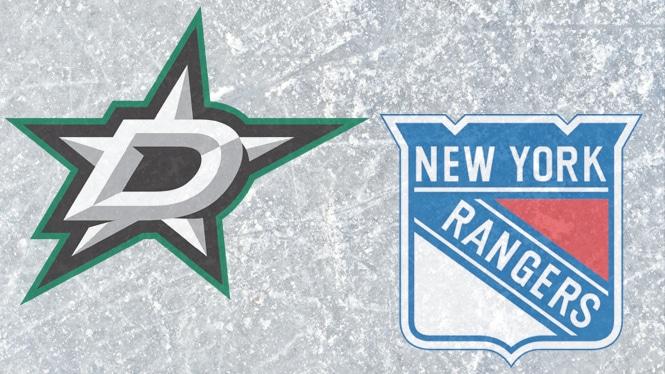 Dallas Stars at New York Rangers