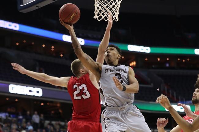Davidson Wildcats vs. St. Bonaventure Bonnies 02/14/20 ATS Pick & Prediction