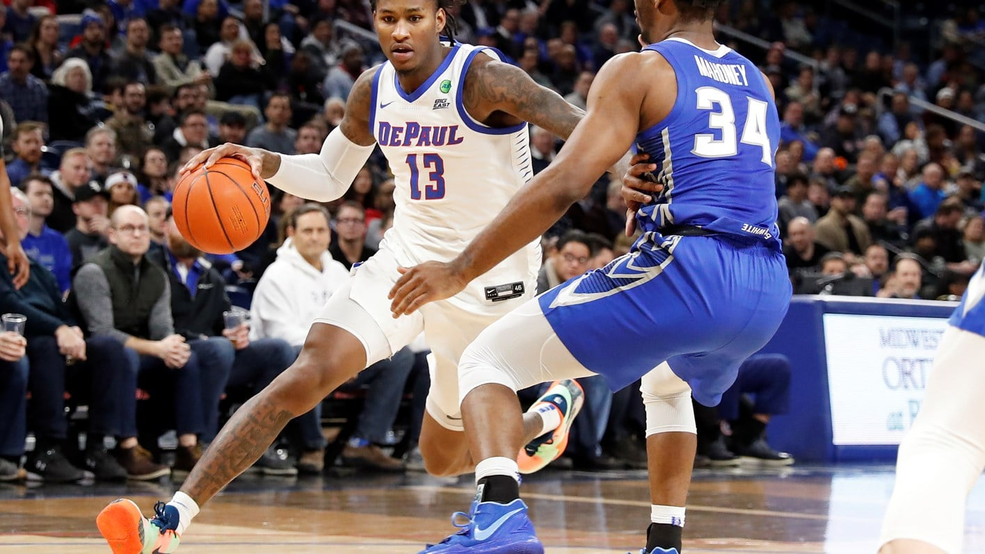 DePaul Blue Demons at Creighton Bluejays 02/15/20 Betting Pick & Prediction
