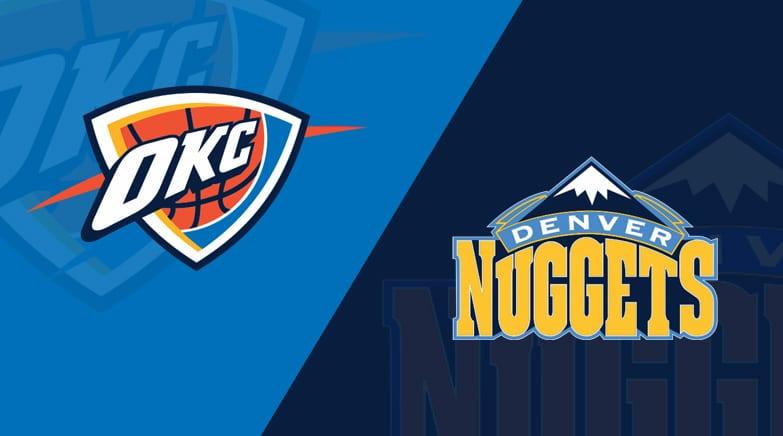 Denver Nuggets vs. Oklahoma City Thunder 02/21/20 Free Pick & Prediction