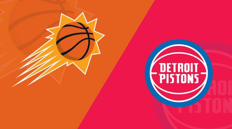 Detroit Pistons vs. Phoenix Suns 02/28/20 Free Pick & Prediction