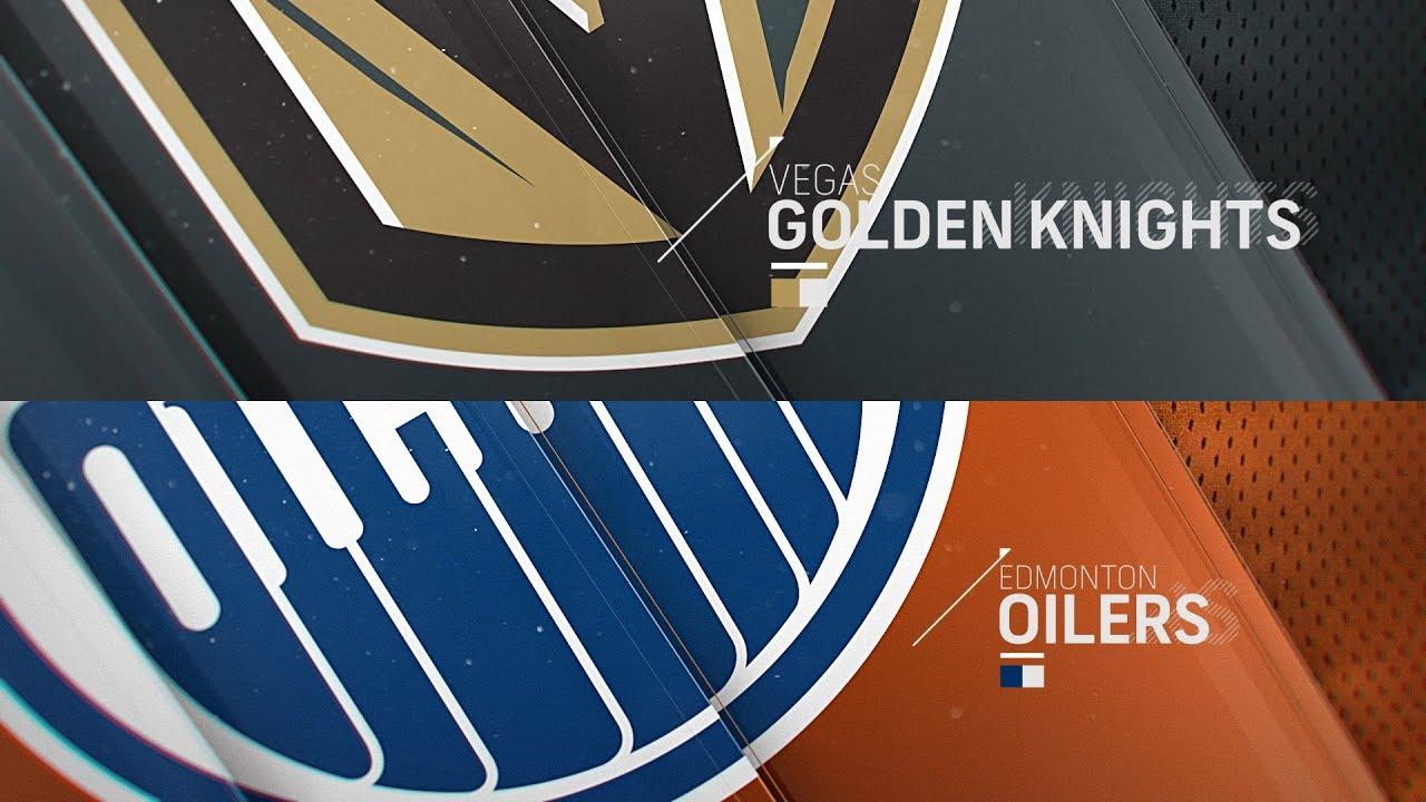 Edmonton Oilers vs. Vegas Golden Knights 2/26/20 Pick & Prediction