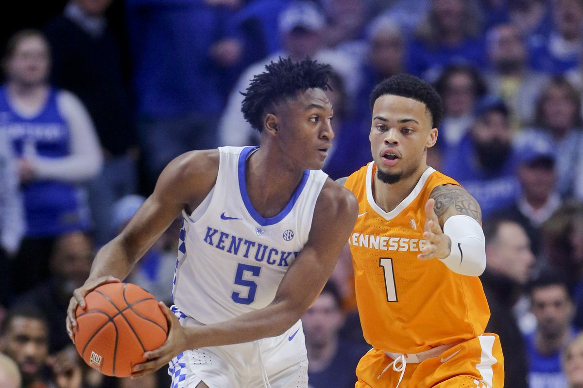 Kentucky Wildcats at Tennessee Volunteers Betting Preview 02/08/20