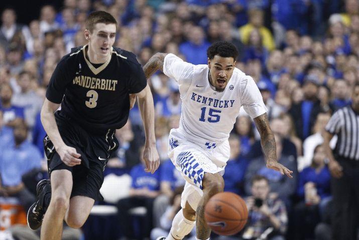 Kentucky Wildcats vs. Vanderbilt Commodores 02/11/20 Odds Pick & Prediction
