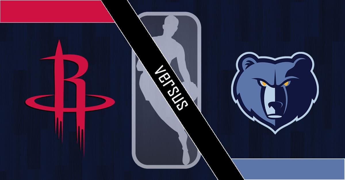 Memphis Grizzlies at Houston Rockets 02/26/20 Betting Pick & Prediction
