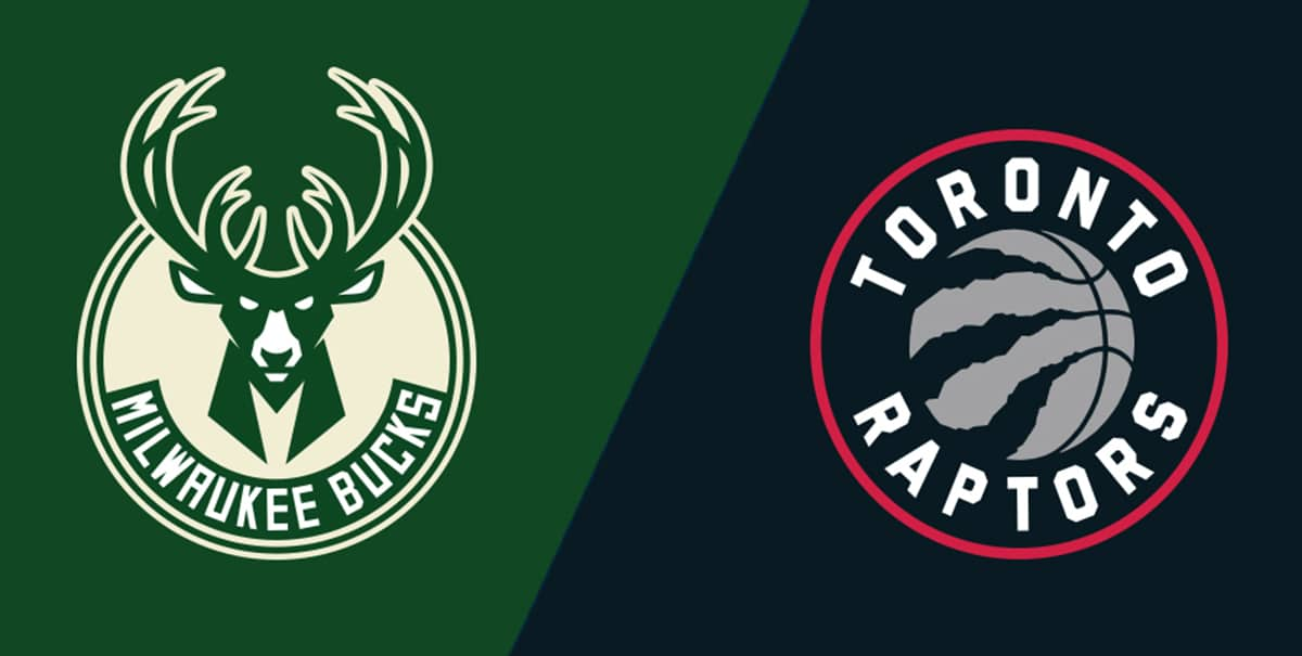 Milwaukee Bucks at Toronto Raptors