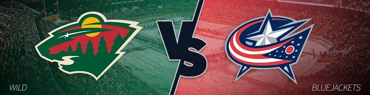 Minnesota Wild at Columbus Blue Jackets 2/28/20 Pick & Prediction