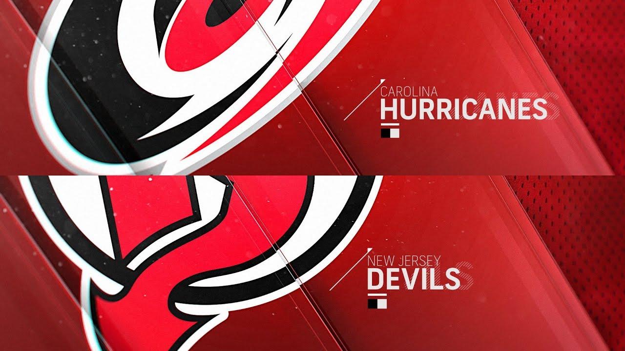 New Jersey Devils at Carolina Hurricanes 2/14/20 Pick & Prediction