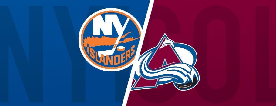 New York Islanders at Colorado Avalanche 2/19/20 Pick & Prediction