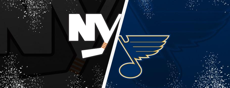 New York Islanders at St. Louis Blues 2/27/20 Free Pick & Prediction