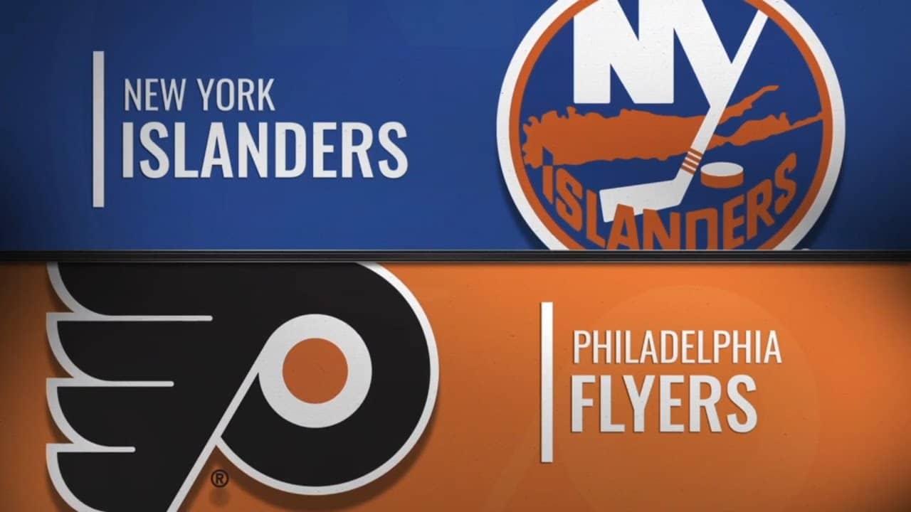 Philadelphia Flyers at New York Islanders 2/11/20 Free Pick & Prediction