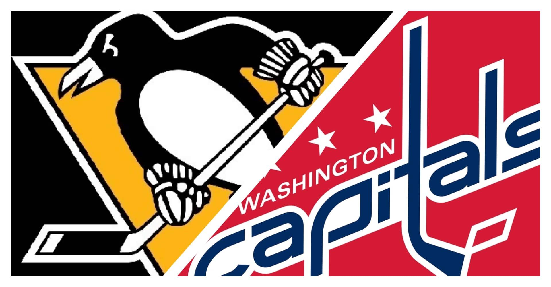 Pittsburgh Penguins vs. Washington Capitals