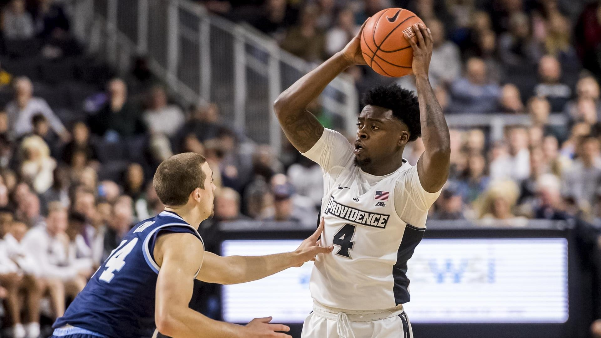 Providence Friars at Georgetown Hoyas 02/19/20 Odds Pick & Prediction