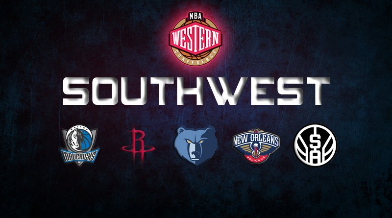 Houston Rockets -200 Favorites to Win Southwest Division