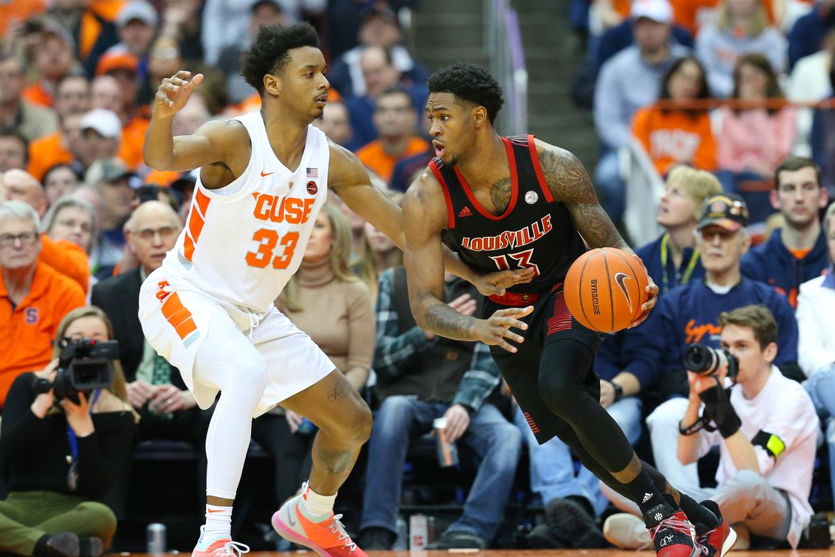 Syracuse Orange vs. Louisville Cardinals 02/19/20 Free Pick & Prediction
